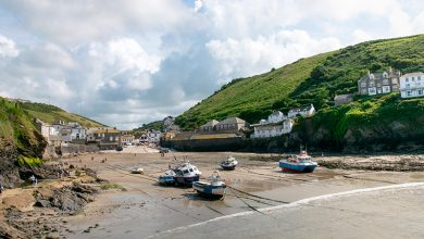 Port Isaac Tide Times